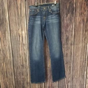 Lucky Brand blue jeans